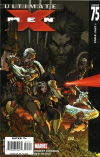 Cover Thumbnail for Ultimate X-Men (Marvel, 2001 series) #75