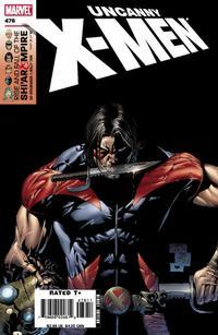 Cover Thumbnail for The Uncanny X-Men (Marvel, 1981 series) #476