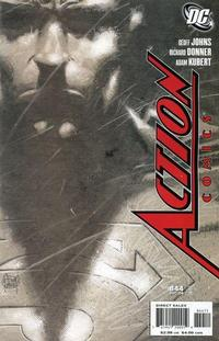 Cover Thumbnail for Action Comics (DC, 1938 series) #844 [Direct]