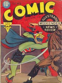 Cover Thumbnail for The Weekender (Rucker Publications Ltd., 1945 series) #v1#2
