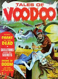 Cover Thumbnail for Tales of Voodoo (Eerie Publications, 1968 series) #v2#2