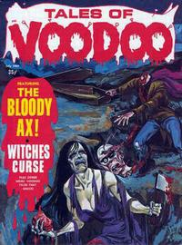 Cover Thumbnail for Tales of Voodoo (Eerie Publications, 1968 series) #v2#3