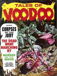 Cover Thumbnail for Tales of Voodoo (Eerie Publications, 1968 series) #v2#4
