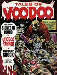 Cover Thumbnail for Tales of Voodoo (Eerie Publications, 1968 series) #v3#1
