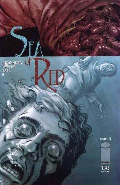 Cover for Sea of Red (Image, 2005 series) #3
