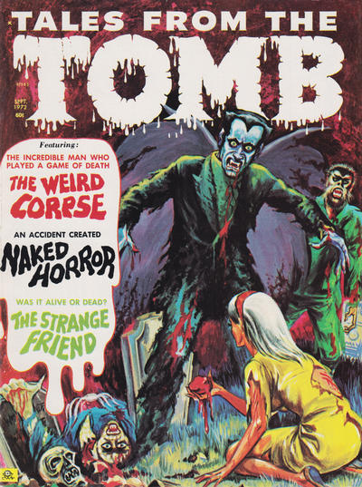 Cover for Tales from the Tomb (Eerie Publications, 1969 series) #v4#4