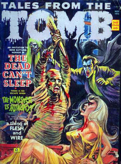 Cover for Tales from the Tomb (Eerie Publications, 1969 series) #v5#6