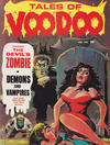 Cover for Tales of Voodoo (Eerie Publications, 1968 series) #v3#3