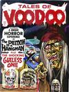 Cover for Tales of Voodoo (Eerie Publications, 1968 series) #v3#6
