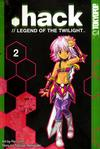 Cover for .hack //Legend of the Twilight (Tokyopop, 2003 series) #2