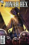 Cover for Jonah Hex (DC, 2006 series) #8