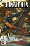 Cover for Jonah Hex (DC, 2006 series) #10