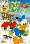 Cover for Kalle Anka & C:o (Serieförlaget [1980-talet], 1992 series) #2/1993