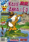 Cover for Kalle Anka & C:o (Serieförlaget [1980-talet], 1992 series) #29/1993