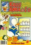 Cover for Kalle Anka & C:o (Serieförlaget [1980-talet], 1992 series) #3/1995