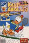 Cover for Kalle Anka & C:o (Serieförlaget [1980-talet], 1992 series) #5/1995