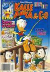 Cover for Kalle Anka & C:o (Serieförlaget [1980-talet], 1992 series) #24/1995