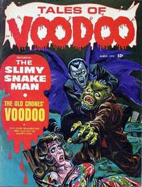 Cover Thumbnail for Tales of Voodoo (Eerie Publications, 1968 series) #v3#2