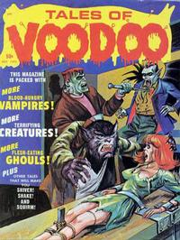 Cover for Tales of Voodoo (Eerie Publications, 1968 series) #v3#4