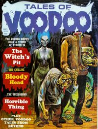 Cover Thumbnail for Tales of Voodoo (Eerie Publications, 1968 series) #v3#5