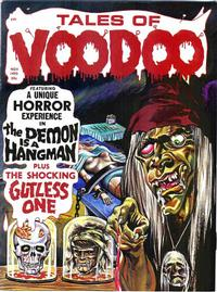 Cover Thumbnail for Tales of Voodoo (Eerie Publications, 1968 series) #v3#6