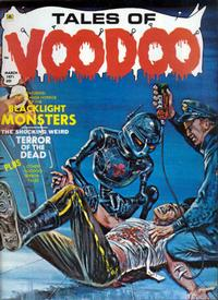 Cover Thumbnail for Tales of Voodoo (Eerie Publications, 1968 series) #v4#2