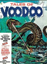 Cover Thumbnail for Tales of Voodoo (Eerie Publications, 1968 series) #v4#3