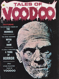 Cover Thumbnail for Tales of Voodoo (Eerie Publications, 1968 series) #v4#4