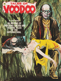 Cover Thumbnail for Tales of Voodoo (Eerie Publications, 1968 series) #v4#5
