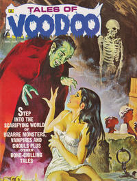Cover Thumbnail for Tales of Voodoo (Eerie Publications, 1968 series) #v4#6