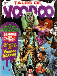 Cover for Tales of Voodoo (Eerie Publications, 1968 series) #v5#2