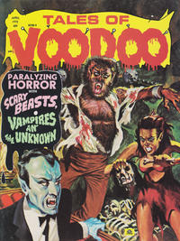 Cover Thumbnail for Tales of Voodoo (Eerie Publications, 1968 series) #v5#3
