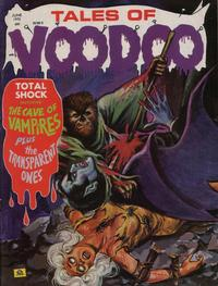Cover Thumbnail for Tales of Voodoo (Eerie Publications, 1968 series) #v5#4