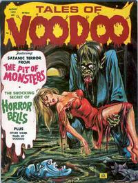 Cover Thumbnail for Tales of Voodoo (Eerie Publications, 1968 series) #v5#5