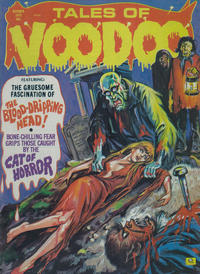 Cover Thumbnail for Tales of Voodoo (Eerie Publications, 1968 series) #v5#6