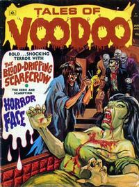 Cover Thumbnail for Tales of Voodoo (Eerie Publications, 1968 series) #v6#1
