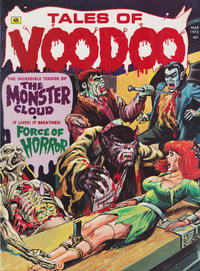 Cover Thumbnail for Tales of Voodoo (Eerie Publications, 1968 series) #v6#2