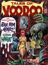Cover Thumbnail for Tales of Voodoo (Eerie Publications, 1968 series) #v6#5