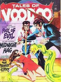 Cover Thumbnail for Tales of Voodoo (Eerie Publications, 1968 series) #v7#1