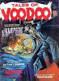 Cover Thumbnail for Tales of Voodoo (Eerie Publications, 1968 series) #v7#2