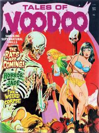 Cover Thumbnail for Tales of Voodoo (Eerie Publications, 1968 series) #v7#5
