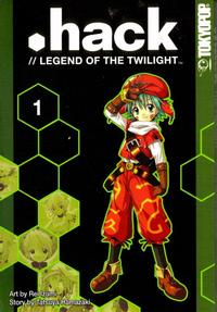 Cover Thumbnail for .hack //Legend of the Twilight (Tokyopop, 2003 series) #1