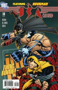 Cover Thumbnail for JSA: Classified (DC, 2005 series) #18