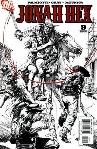 Cover Thumbnail for Jonah Hex (DC, 2006 series) #9