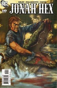 Cover Thumbnail for Jonah Hex (DC, 2006 series) #10