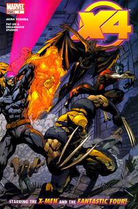 Cover Thumbnail for X-Men / Fantastic Four (Marvel, 2005 series) #1