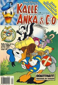 Cover Thumbnail for Kalle Anka & C:o (Serieförlaget [1980-talet], 1992 series) #39/1993