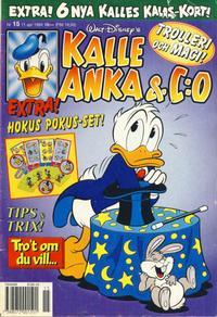 Cover Thumbnail for Kalle Anka & C:o (Serieförlaget [1980-talet], 1992 series) #15/1994