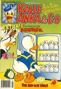 Cover Thumbnail for Kalle Anka & C:o (Serieförlaget [1980-talet], 1992 series) #3/1995