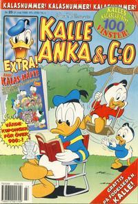 Cover Thumbnail for Kalle Anka & C:o (Serieförlaget [1980-talet], 1992 series) #23/1996